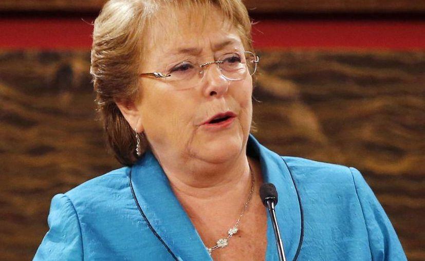 El proyecto es clave dentro de los cambios políticos impulsados por el Gobierno de Michelle Bachelet. (Archivo/EFE)