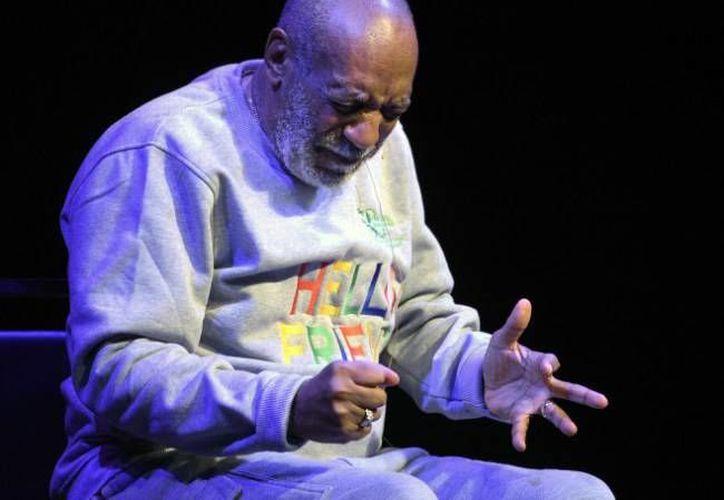 Bill Cosby durante una presentación en el Maxwell C. King Center for the Performing Arts en Melbourne, Florida. (Agencias)
