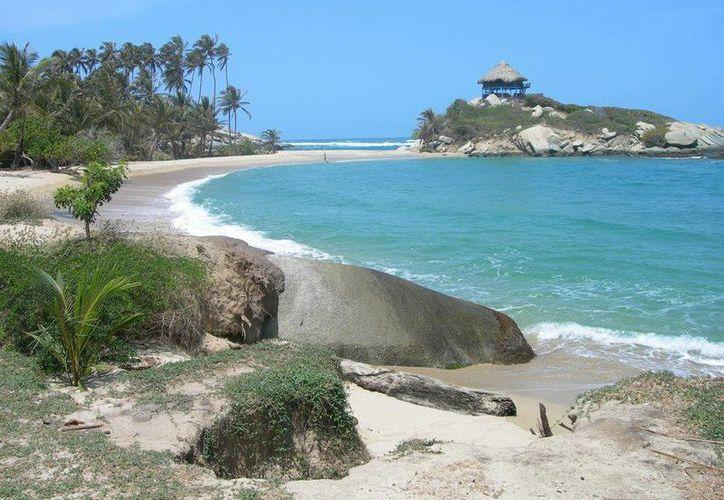 La Guajira es la zona colombiana donde habrían sido secuestrados los turistas. (alosorigenes.blogspot)