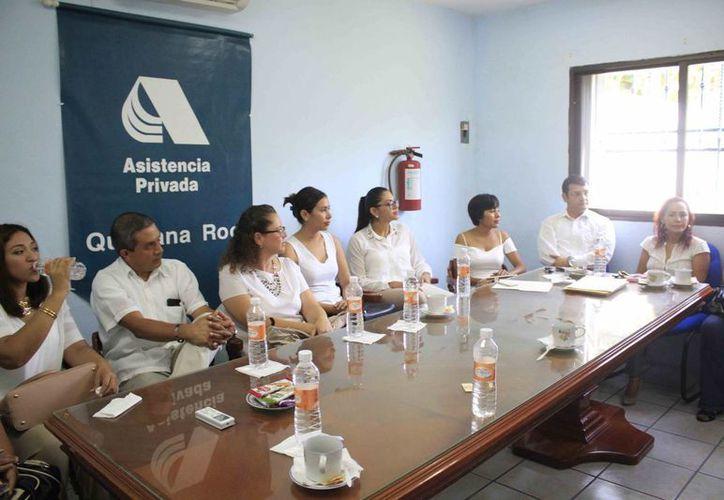 El consejo de la Junta de Asistencia Social Privada de Quintana Roo aprobó la conformación del grupo. (Harold Alcocer/SIPSE)