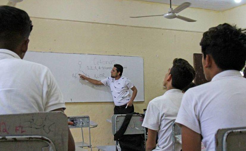 El calendario de la SEP señala que el último día de clases es el 15 de julio. (Jesús Tijerina/SIPSE)