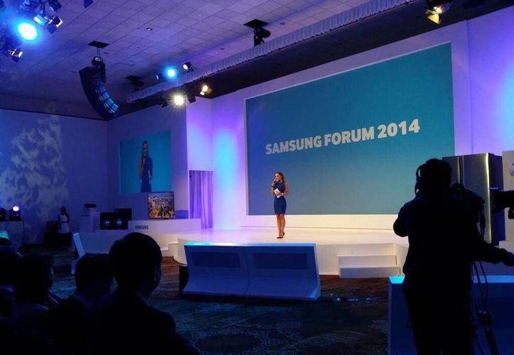 Durante 2013, Samsung fue la tercera marca favorita en tabletas. (Twitter/@marifer84)