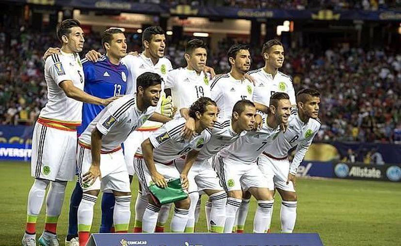 La Selección Mexicana está ubicada en el Grupo A y jugará a partir de la Ronda 4, después de realizarse el sorteo de las eliminatorias mundialistas para el mundial de Rusia 2018. (AP)
