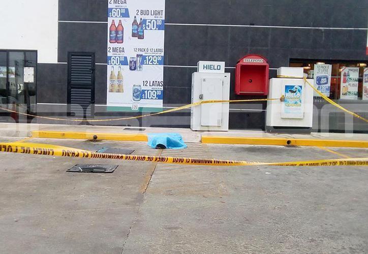 Los hechos sucedieron en el Sport Gym, ubicado en la calle 61 entre 50 y 52 del fraccionamiento Francisco de Montejo. (SIPSE)