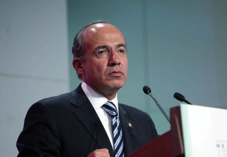 Calderón dijo que estará atento a las gestiones de la Cancillería. (Archivo/Notimex)