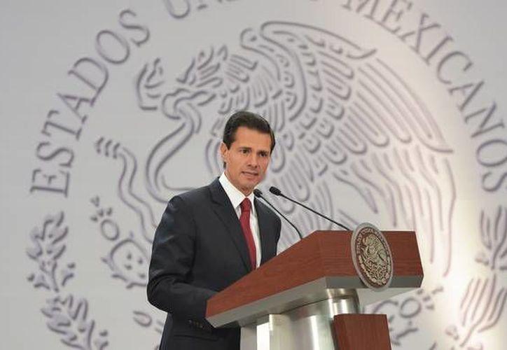El gobierno de Enrique Peña Nieto impulsará el desarrollo regional y la infraestructura como parte de las prioridades para el 2017. (Presidencia)
