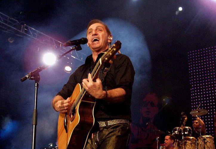 El interprete visitará Cancún el 26 de septiembre para ofrecer un concierto en la ciudad. (Redacción/SIPSE)