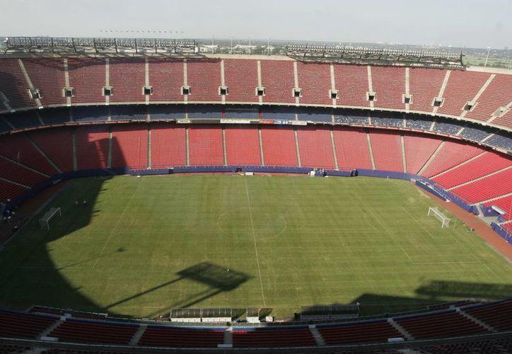 Panorámica del estadio en Rutherford, Nueva Jersey. (EFE/Archivo)