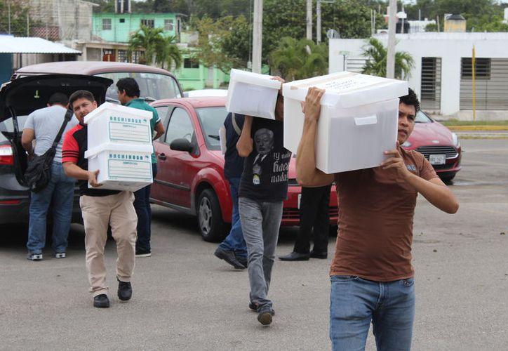 En el proceso se examinan expedientes oficiales relacionados con el caso VIP Saesa, con el cual se relaciona al ex presidente municipal de Solidaridad. (Joel Zamora/SIPSE)