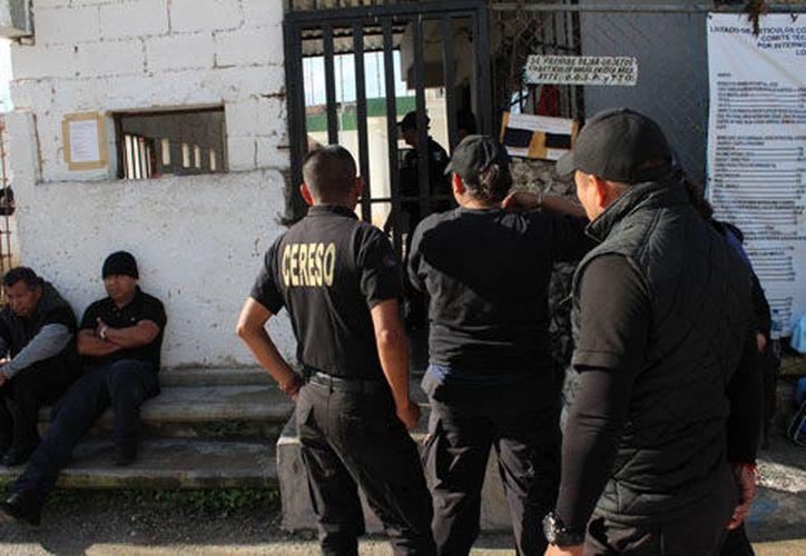 El objetivo es contener la seguridad interna de la cárcel en la que hay recluidos alrededor de 570 personas. (Foto: Adrián Barreto/ SIPSE)