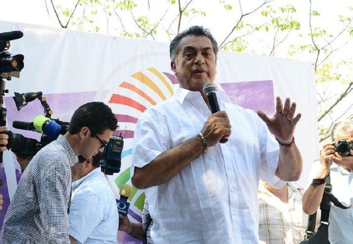 Rodríguez Calderón reconoció que en Sinaloa se vive un escenario de inseguridad grave. (El Debate)