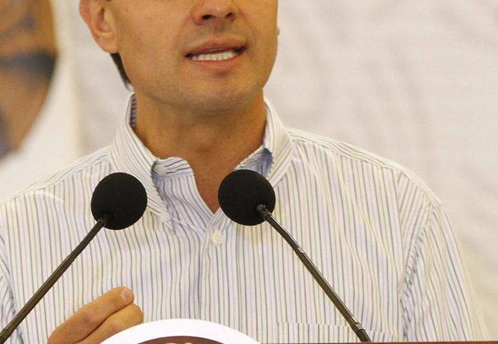 El vocero del Gobierno de la República será una especie de <i>interlocutor</i> de la estrategia del Presidente Enrique Peña.