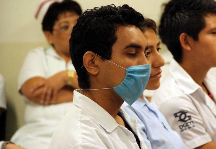 Aumentaron las infecciones respiratorias agudas en el Estado en comparación al 2014. (Milenio Novedades)