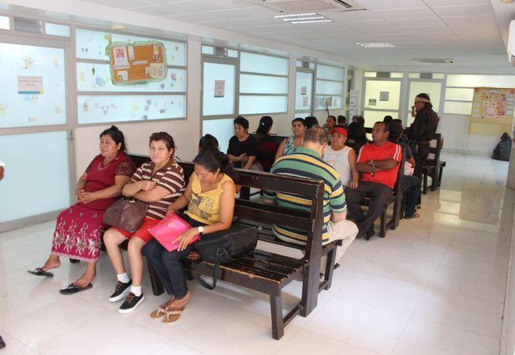 Hace unos días el Sinave emitió un aviso epidemiológico por un aumento de parotiditis en Tamaulipas, Nuevo León y Q. Roo. (Joel Zamora/SIPSE)
