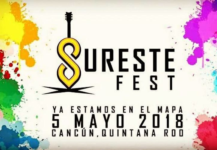 Las bandas locales que participarán son: Elefangs, Killroy.mx y Playa Sur. (Redacción)