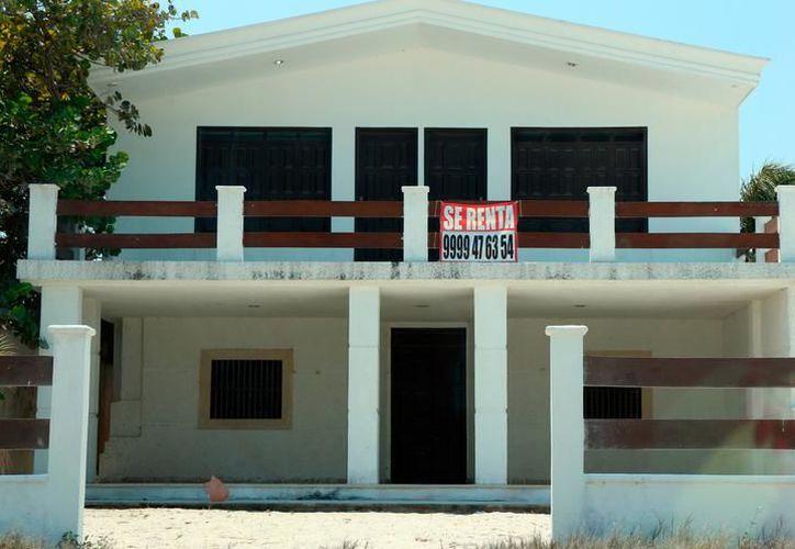 En Progreso existen alrededor de dos mil predios disponibles para su renta, abarcando la zona que va de Chuburná hasta Uyamitún. (SIPSE)
