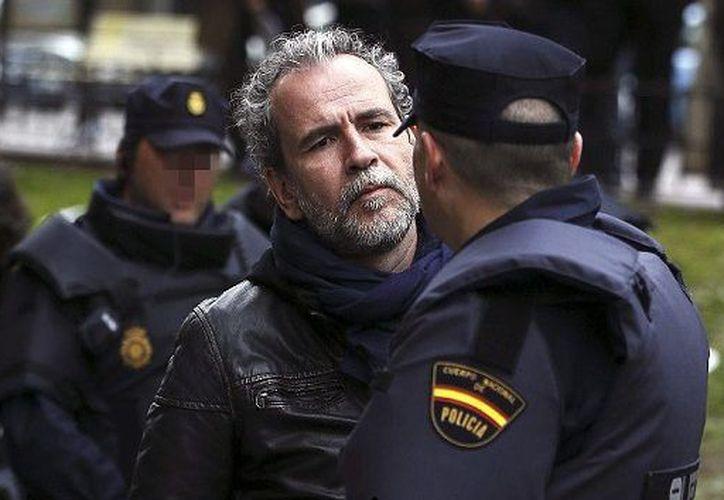 El pasado 13 de septiembre el actor fue detenido por la policía, porque se había negado dos veces a acudir al Juzgado a declarar ante el juez. (Cope)