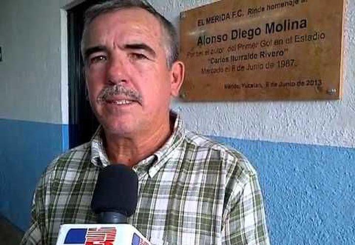 Alonso Diego llegó a un acuerdo sobre el delito del que se le acusaba. (Foto: Milenio Novedadades)
