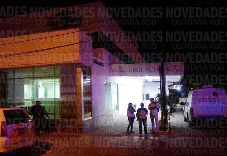 La ejecución se registró la noche del pasado domingo, en la clínica privada PlayaMed. (Redacción/SIPSE)