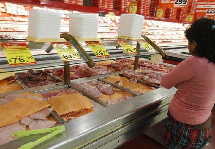 Habrá una posible afectación en los precios al consumidor por las lluvias recientes. (Archivo SIPSE)