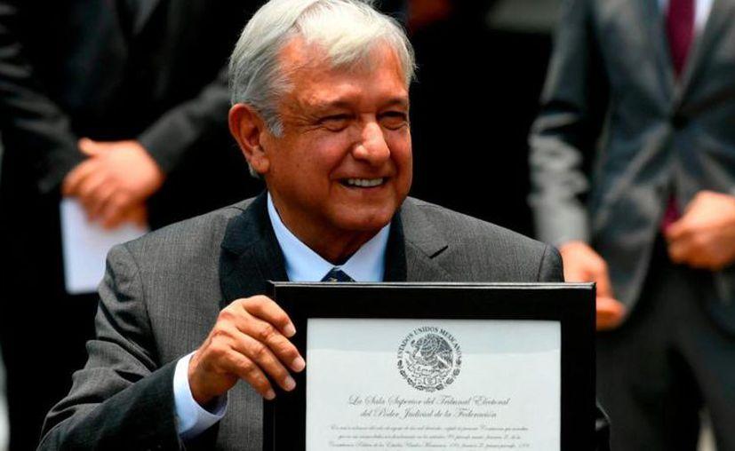 Después de rendir protesta, López Obrador dirigirá un mensaje a la nación. (Internet)