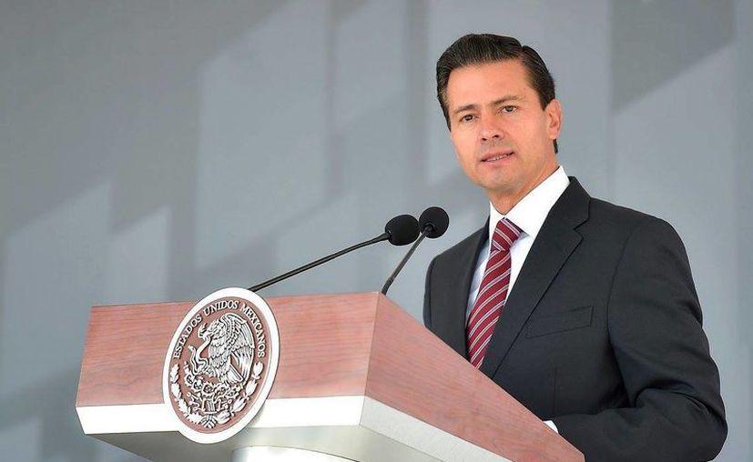 En agosto de 2016, Enrique Peña Nieto tuvo un 23% de aprobación y este día se dio a conocer que en la última encuesta bajó a un 12% de aceptación. (Facebook Presidencia de México)