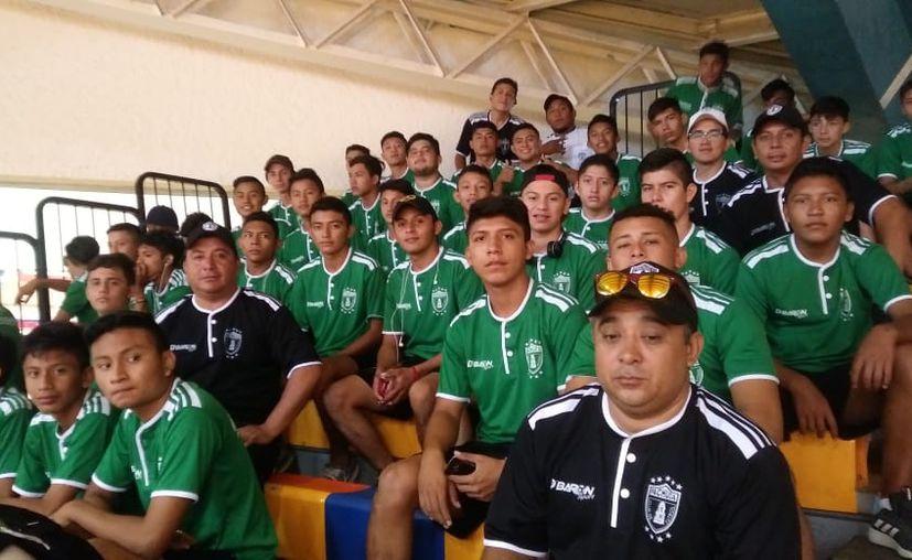 En su mayoría, los integrantes son del interior del Estado(Foto:Novedades Yucatán)