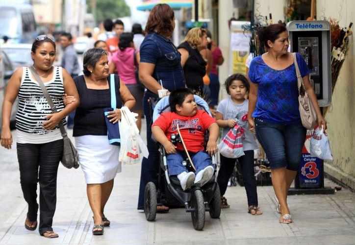 Actualmente, el 34.4 por ciento de niños y niñas del país padece obesidad o sobrepeso. (Archivo/SIPSE)