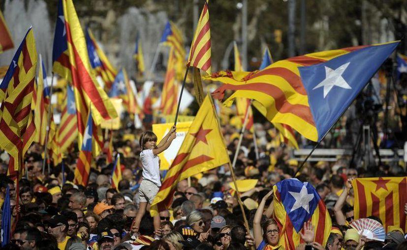 El líder del partido Esquerra Republicana asegura que la independencia es el único camino que le queda a Cataluña. (AP)