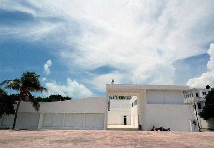 La Casa de la Cultura de Isla Mujeres será inaugurada en breve. (Cortesía)