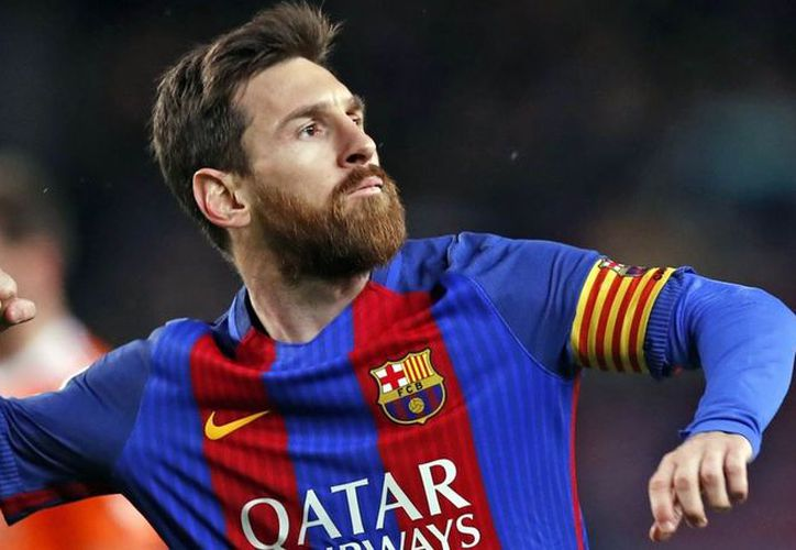 Messi tiene prácticamente asegurado el Pichichi . (Barcelona)