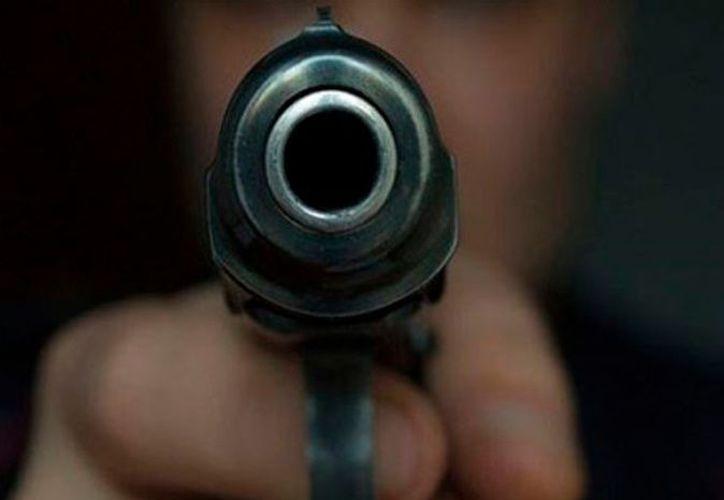 La mujer le quitó la vida a su marido de un disparo en la cabeza. (Internet)