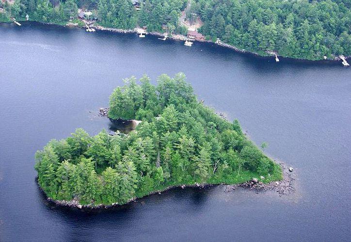 La propiedad tiene una extensión de 10 kilómetros cuadrados. (Vladi Private Islands/Mercury Press)