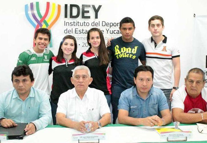 Juan Sosa Puerto, director del Idey (c), afirmó que tienen el apoyo de la institución para la realización de este evento internacional. (Milenio Novedades)