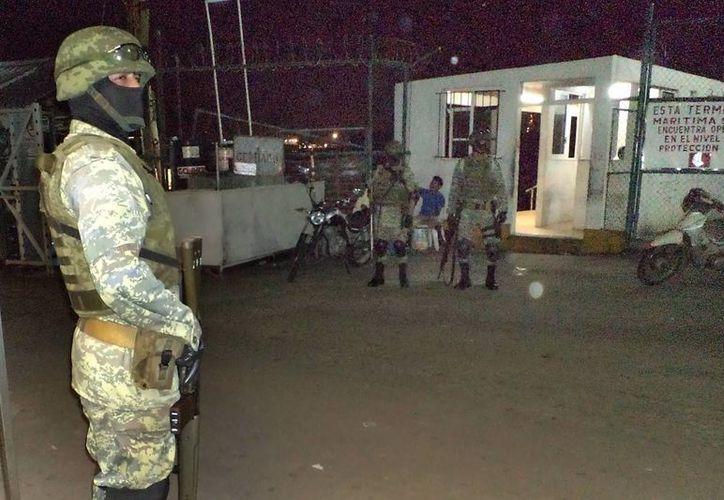 En dicho periodo, murieron más de 60 sicarios en Tamaulipas. (Archivo/Notimex)