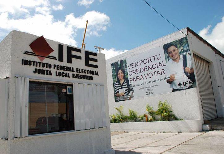 Los candidatos independientes podrán participar a partir del proceso electoral que inicia hoy de manera formal. (Jorge Carrillo/SIPSE)