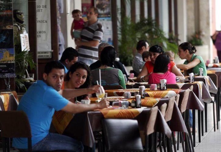 Reporta Canirac que alrededor de 30 socios cerraron sus negocios en Yucatán. (Milenio Novedades)