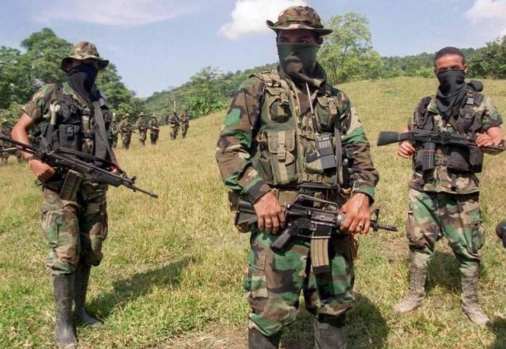 Según las FARC, los grupos paramilitares han aumentado en más de un 35 por ciento sus acciones y victimizaciones con respecto al año 2015. (Archivo/ Agencias)