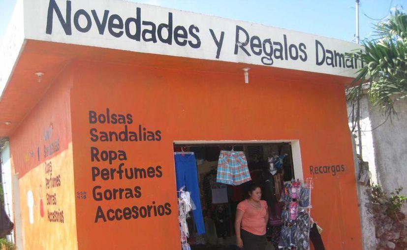 Descartan que con este régimen se vaya a registrar una desbandada del sector comercial. (Javier Ortiz/SIPSE)