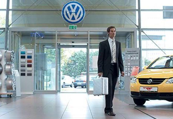 Volkswagen comercializará en Mexico su Golf eléctrico como parte de sus planes de expansión para 2017. (vw.com.mx)