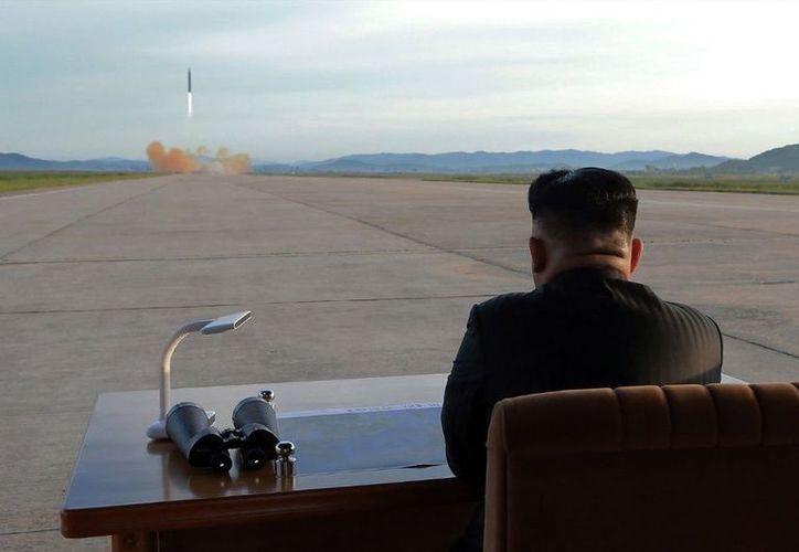 Tras el lanzamiento de un misil balístico, Donald Trump pidió sanciones más duras contra Pyongyang. (Foto: Debate)