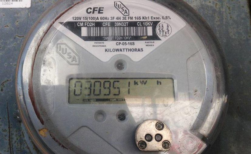 La energía eléctrica contará con mayor subsidio hasta el día 30 de septiembre. (Archivo/Notimex)