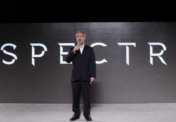 El director Sam Mendes ha sido director de dos entregas de James Bond: 'Skyfall' y 'Spectre', de la cual algunas escenas fueron rodadas en México. (EFE/Archivo)
