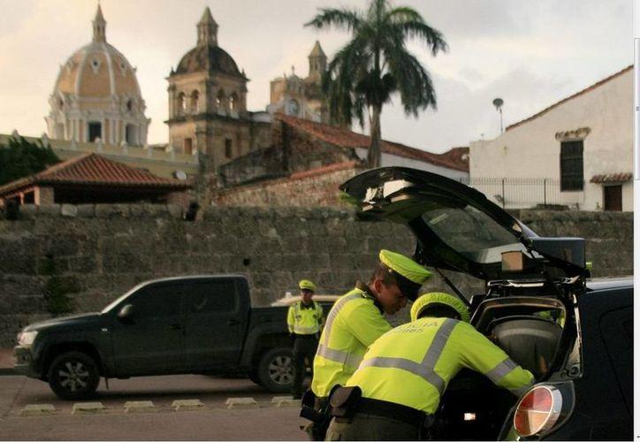La Policia Nacional de Colombia indicó que el golpe a la red de narcotráfico de Los Urabeños fue mediante un trabajo de inteligencia. (EFE/Archivo)