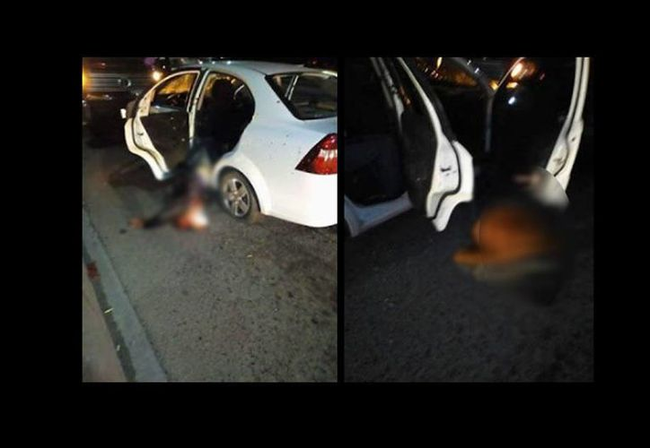 En el ataque también resultó lesionada una agente ministerial, adscrita a la delegación regional. (twitter.com/izbaak)