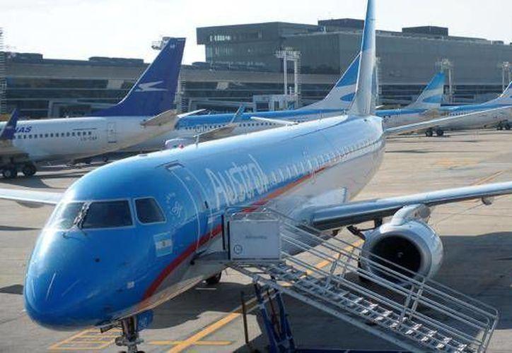 Para los vuelos se usarán un avión Airbus a340-300. (Foto ilustrativa/Internet)