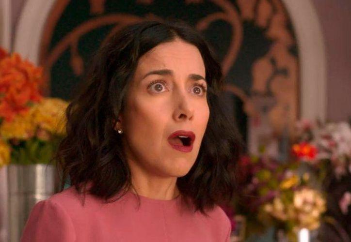 Paulina de la Mora cautivó a los clientes de Netflix, con su forma peculiar de hablar. (Internet)