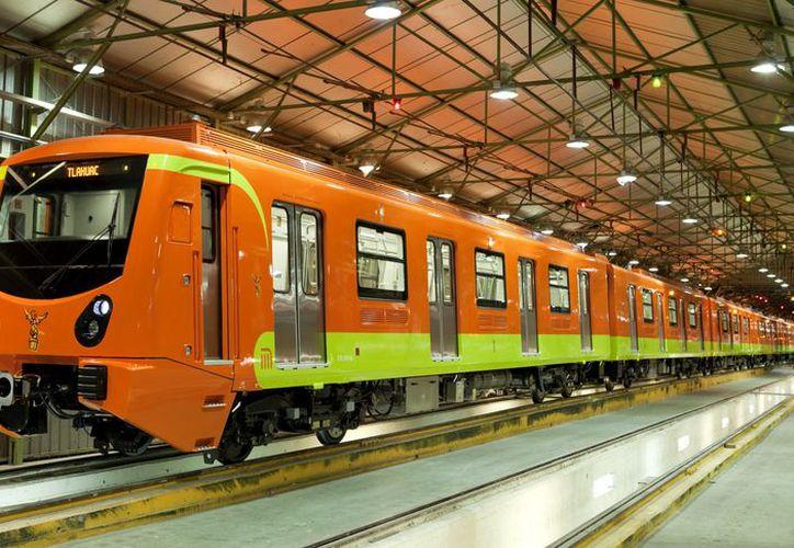 En las líneas del Metro en México en donde se registran más suicidios son la 1, 2 y 3. (Trenvista).