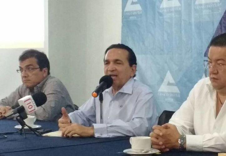José Manuel López Campos  destacó que los trabajos de la Canacome se orientaron a darle a ese organismo un rostro más humano y de compromiso social. (Candelario Robles/SIPSE)