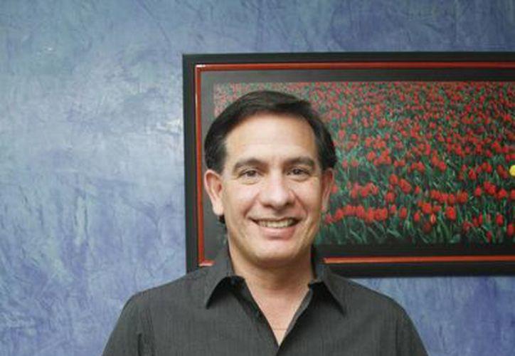 Carlos Mena Baduy, que desarrolló el software Finplan, fue invitado a la II Semana Nacional del Emprendedor en la Ciudad de México. (Milenio Novedades)